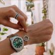 """Εικόνα του """"JCOU Siren JU19052-2 Γυναικείο Ρολόι με Μπρασελέ"""""""
