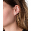"""Image of """"Silver climber earrings, 50656000"""""""